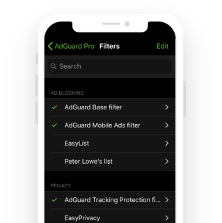 AdGuard Pro — Adblock for iOS | Overview | AdGuard