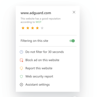 Ad Blocker for Android by AdGuard for rooted and unrooted