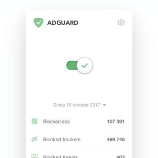 iOS ad blocker by AdGuard: remove all ads on iOS devices